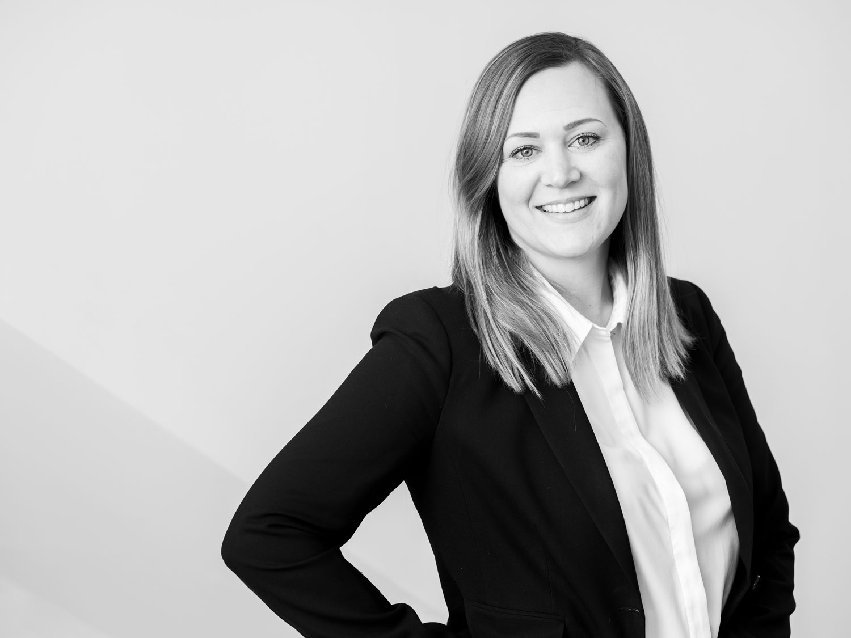 Advokat Johanna Forss