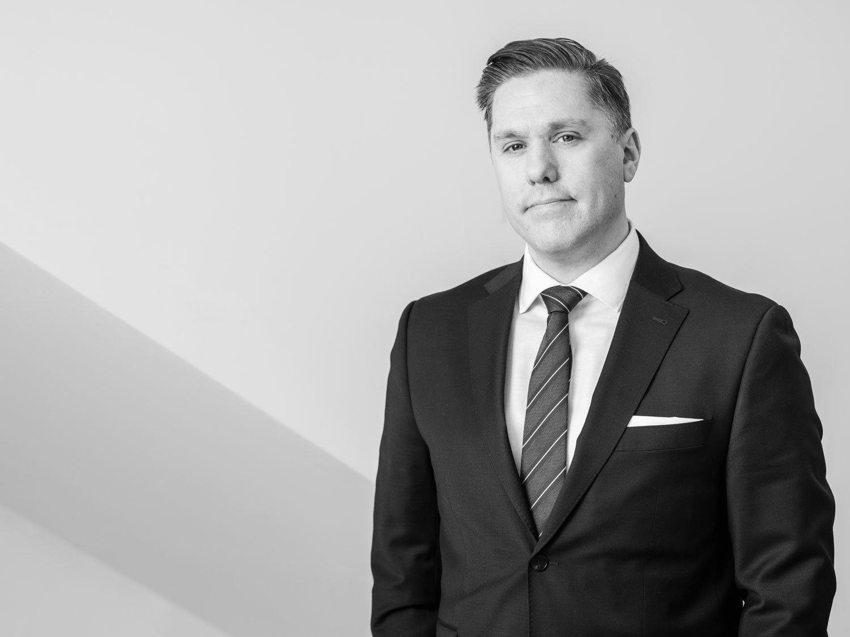 Biträdande jurist Tobias Ekelund